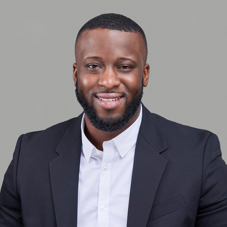 Portrait of Victor Akinbobola